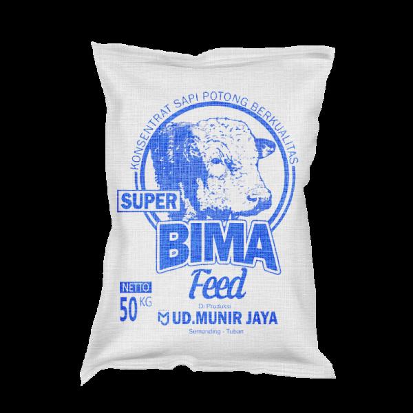 Super Bima Feed Biru - Pakan Sapi Potong