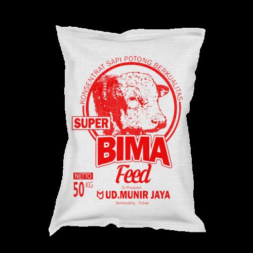 Super Bima Feed Merah - Pakan Sapi Potong
